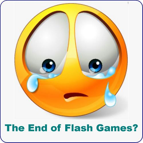 the end of flash games